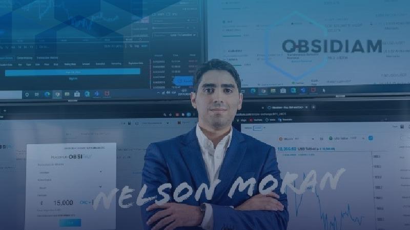 Obsinews Entrevista Nelson Moran CEO Obsidiam
