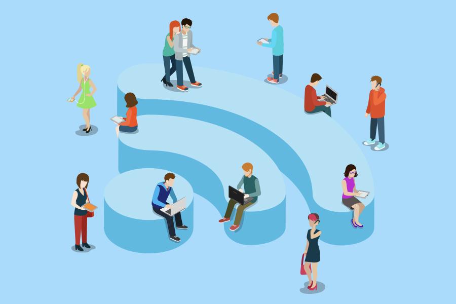 Seguridad El wifi público no es seguro